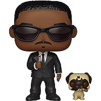 Funko- Pop & Buddy Vinilo Men In Black Agent J & Frank Figura Coleccionable,