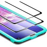 ESR Screen Protector for The Samsung Galaxy S10e, Tempered-Glass Screen Protector [2 Packs][3D + Maximum Protection] [Full Screen Coverage], for The Samsung Galaxy S10e (2019)