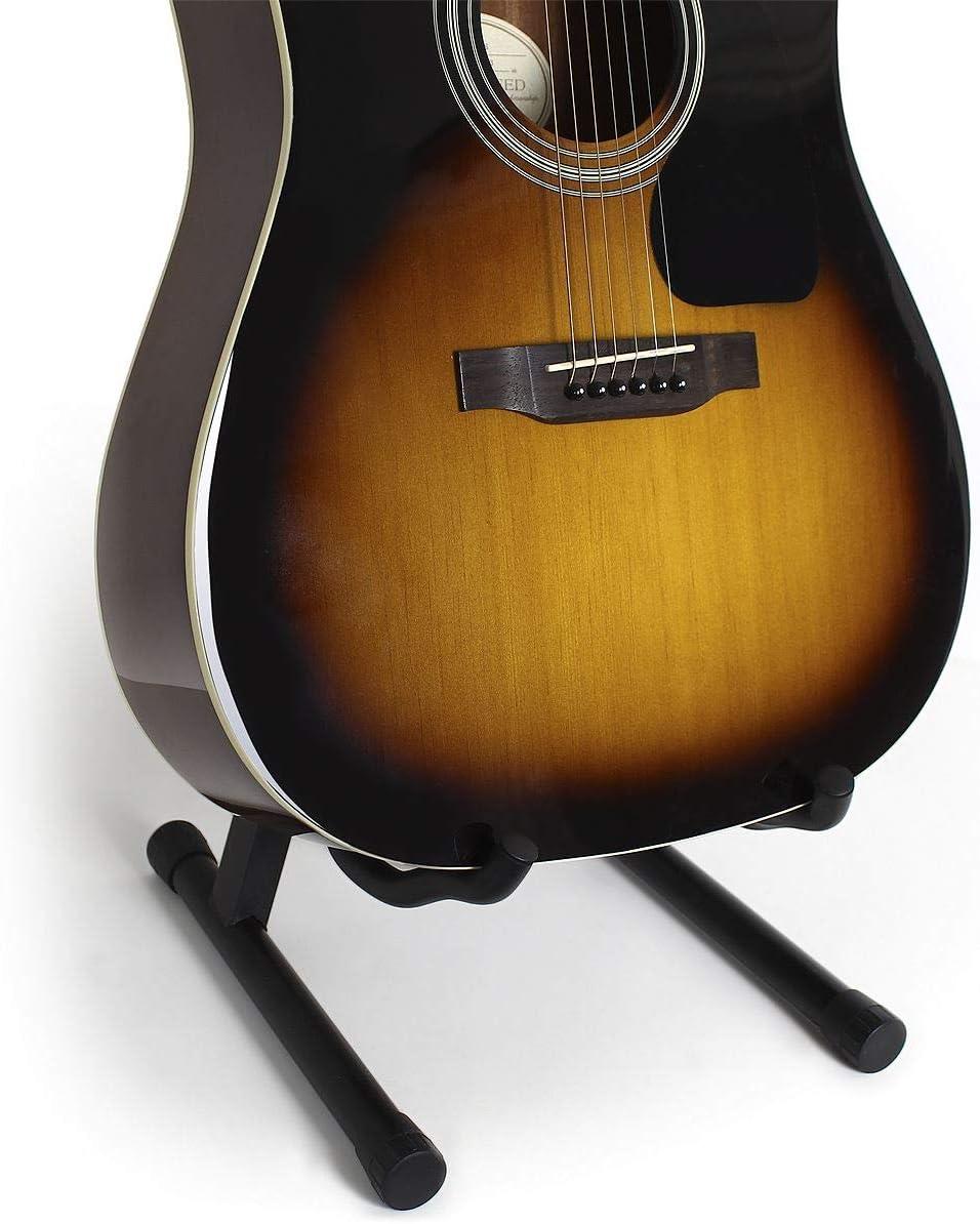 iGadgitz Xtra U6995 - Soporte Guitarra Suelo A Frame Stand ...