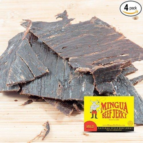 Mingua Jerky 3.5 Ounce Bag ()