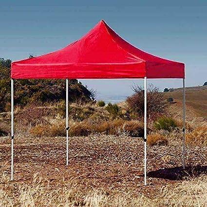 Regalos Miguel - Carpas Plegables 3x3 - Carpa 3x3 Master - Rojo - Envío Desde España