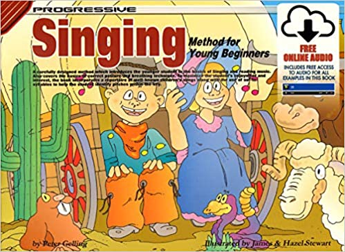 69141 - Progressive Singing Method for Young Beginners