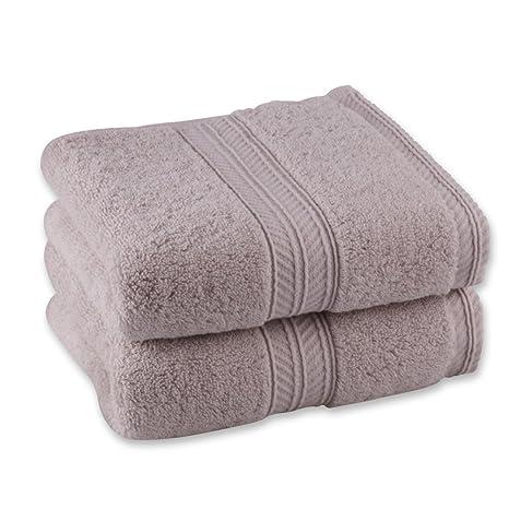 Toallas Toallitas Pure algodón lavado paño multiusos altamente absorbente Extra suave para cara, mano,