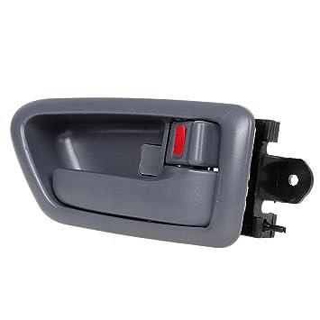 Amazon.com: AUTEX 91003/91007 Gray Interior Door Handle Front/Rear ...