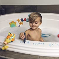 NUBY Bath Time FUN Crayons
