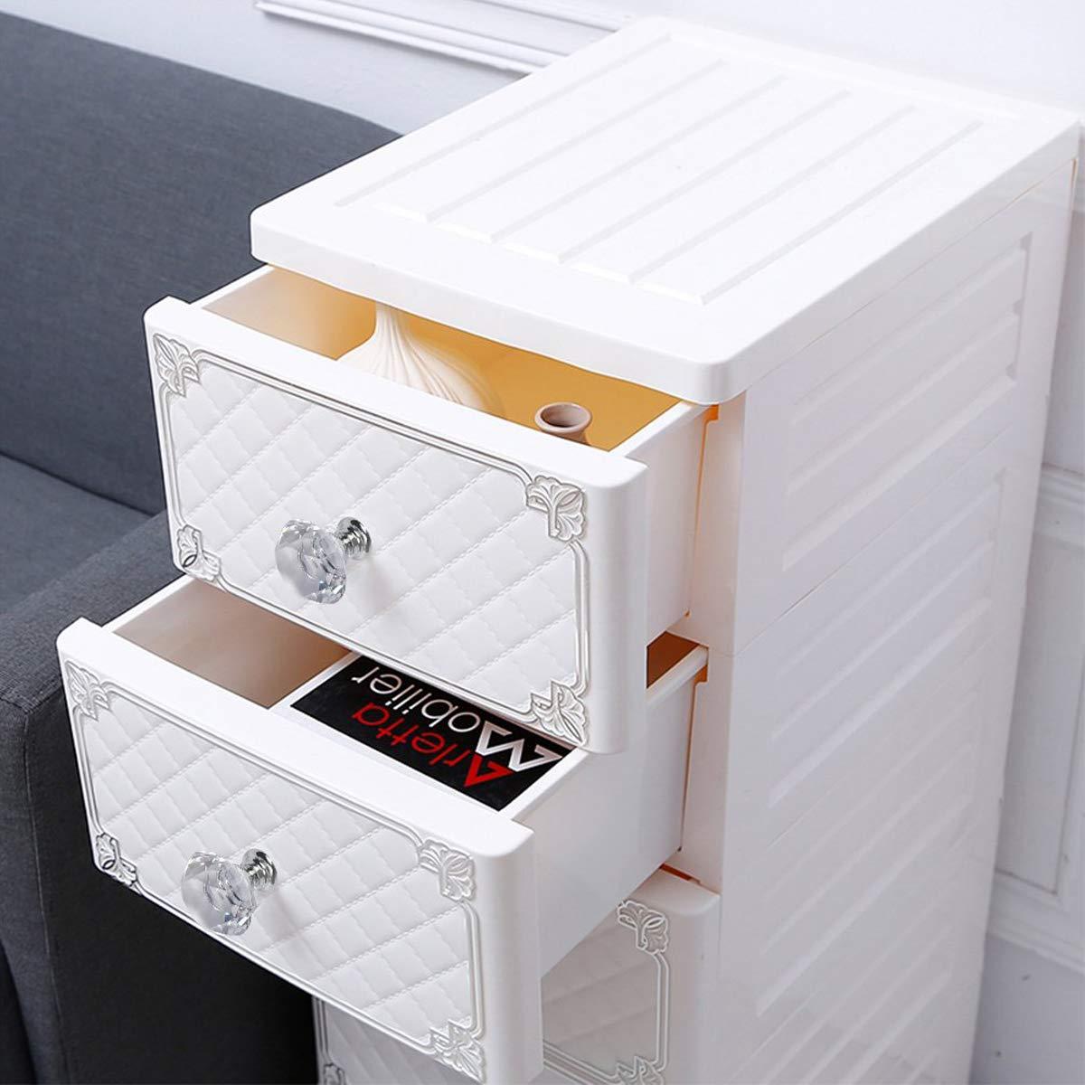 Mengger Pomos y Tiradores de Muebles 12 Piezas Transparente Vidrio Tiradores Cristal 30mm con Tornillos Pomos Puertas para armario dormitorio cocina Cajones Cocina Gabinetes Diamante Perillas