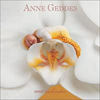 Anne Geddes Inspirational Collection: 2007 Mini Wall Calendar