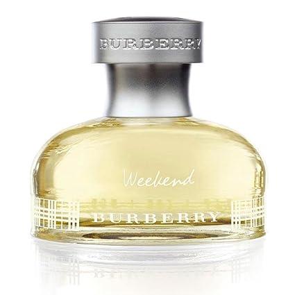 Burberry Fin de Semana hembra fragancia perfume mujer EDP Colonia Spray para ella 100 ml
