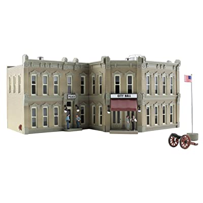 WOODLAND SCENICS BR4930 Municipal Building N WOOU4930: Toys & Games