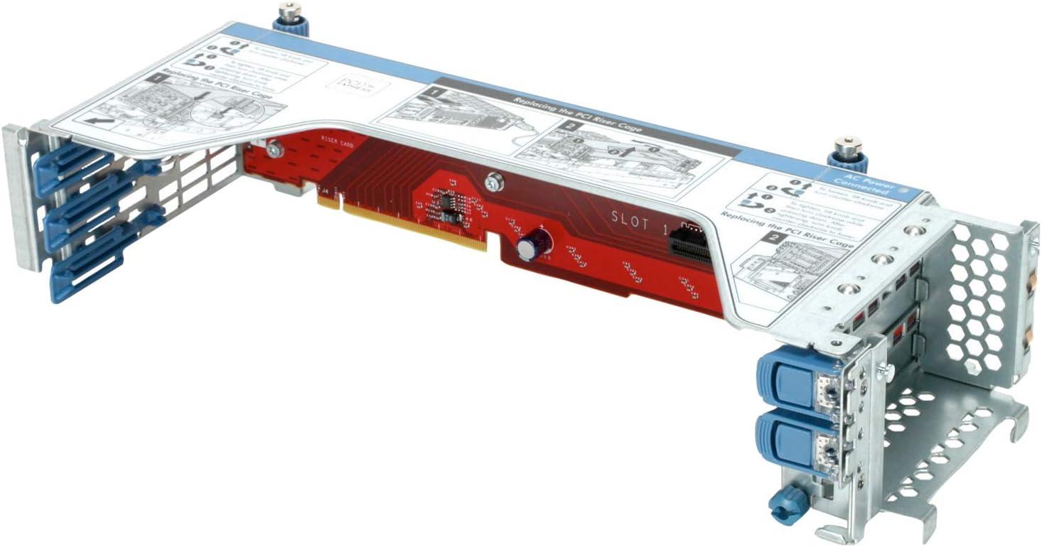 HPE DL20 Gen10 x8x16 FlexibleLOM Riser Kit