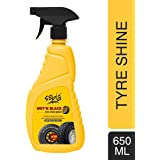Sepia Wet N Black Tyre Shine (650ml)
