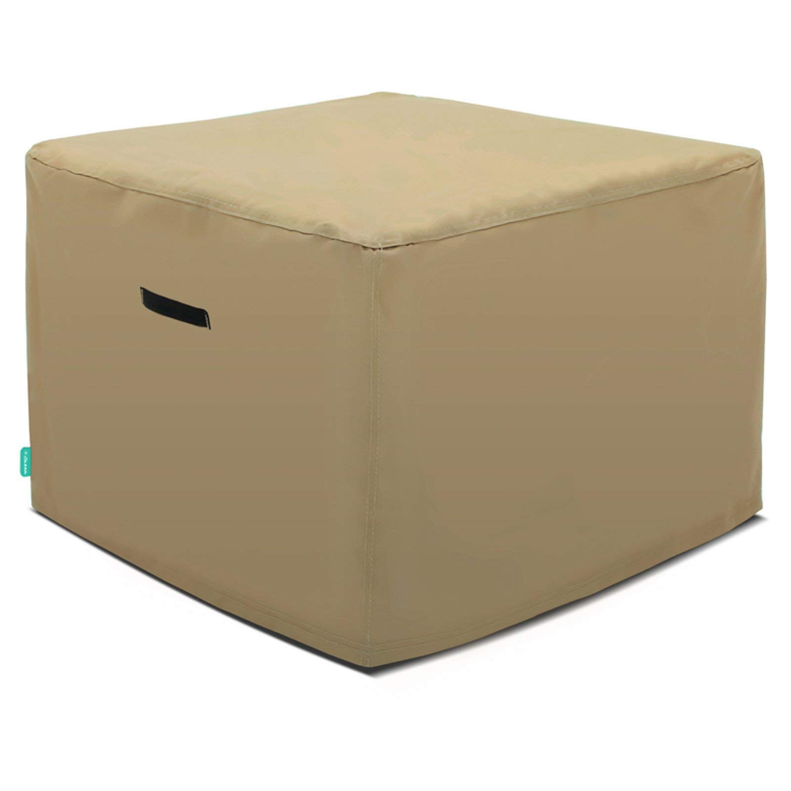 OKSLO Universal outdoor ufcoz383825pt patio square ottoman cover