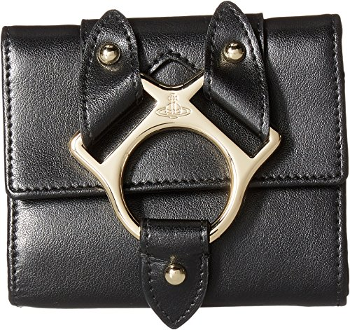 Vivienne Westwood Women's Folly Double Wallet Black One Size