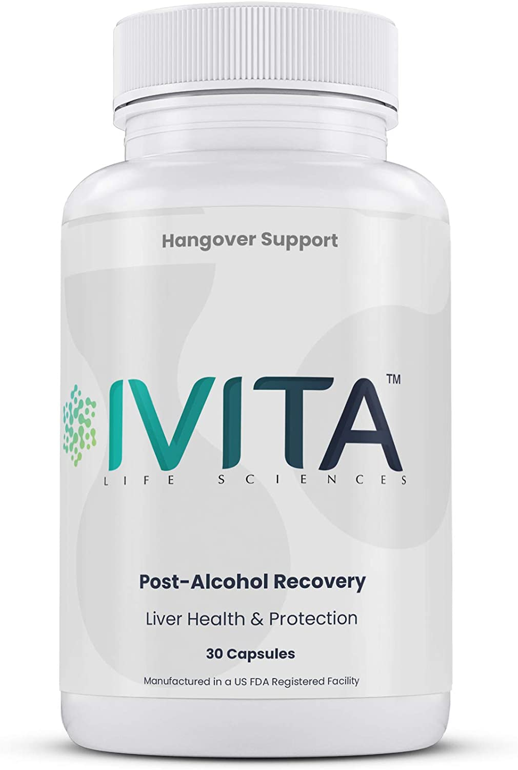 Hangover Prevention Pills - TOP Rated Formula - Liver Support & Nutrient Replenishment, Prevent Hangovers, Nightlife Prep Supplement, Dihydromyricetin (DHM), Prickly Pear, N-Acetyl-Cysteine,