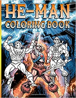 He-Man.org > Publishing > Books > Golden Coloring & Activity Books ... | 335x260