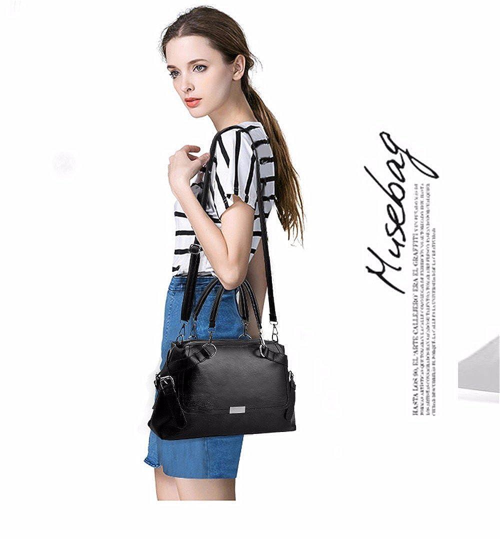 EU13 Damenmode Umhängetasche Mode aus weichem Leder Leder Leder Handtasche Umhängetasche Frauen Umhängetaschen B07PMVQF8B Umhngetaschen Die Farbe ist sehr auffällig e7cdce