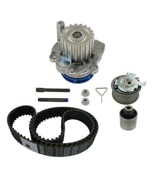 1 opinioni per SKF VKMC 01250-1 Kit tendicinghia con pompa acqua