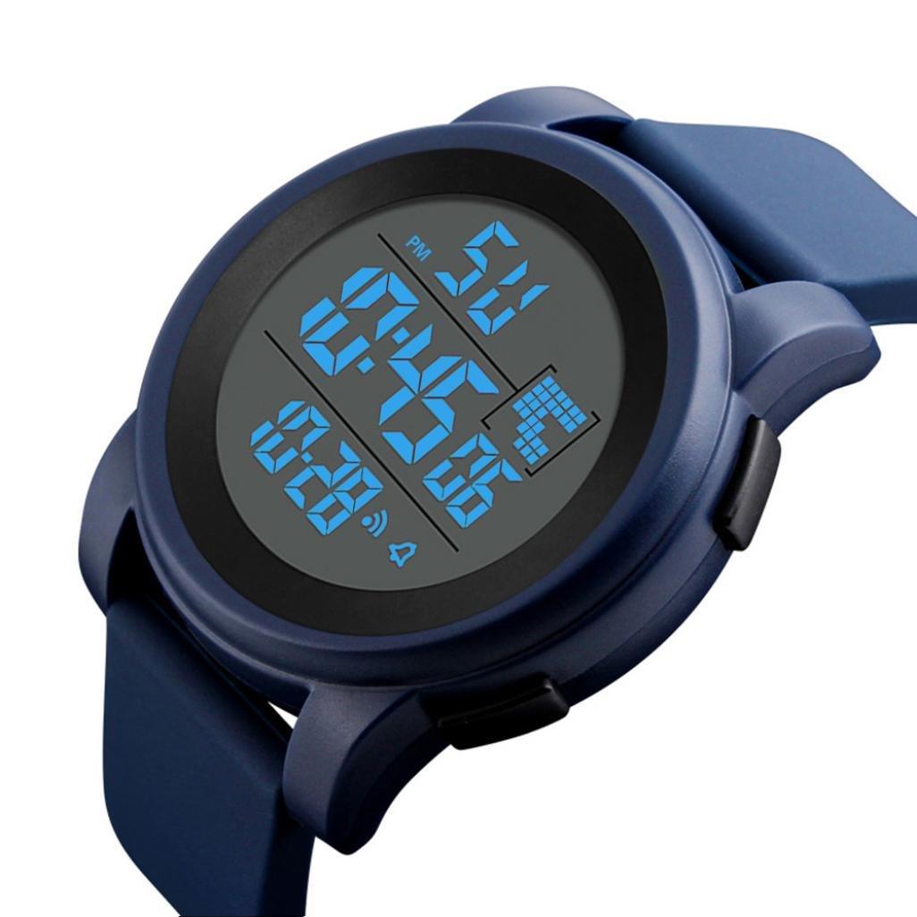 Reloj niño digital Relojes estudiantiles Reloj analógico digital impermeable deportivo LED para hombre reloj niño deportivo relojes deportivos hombre ...