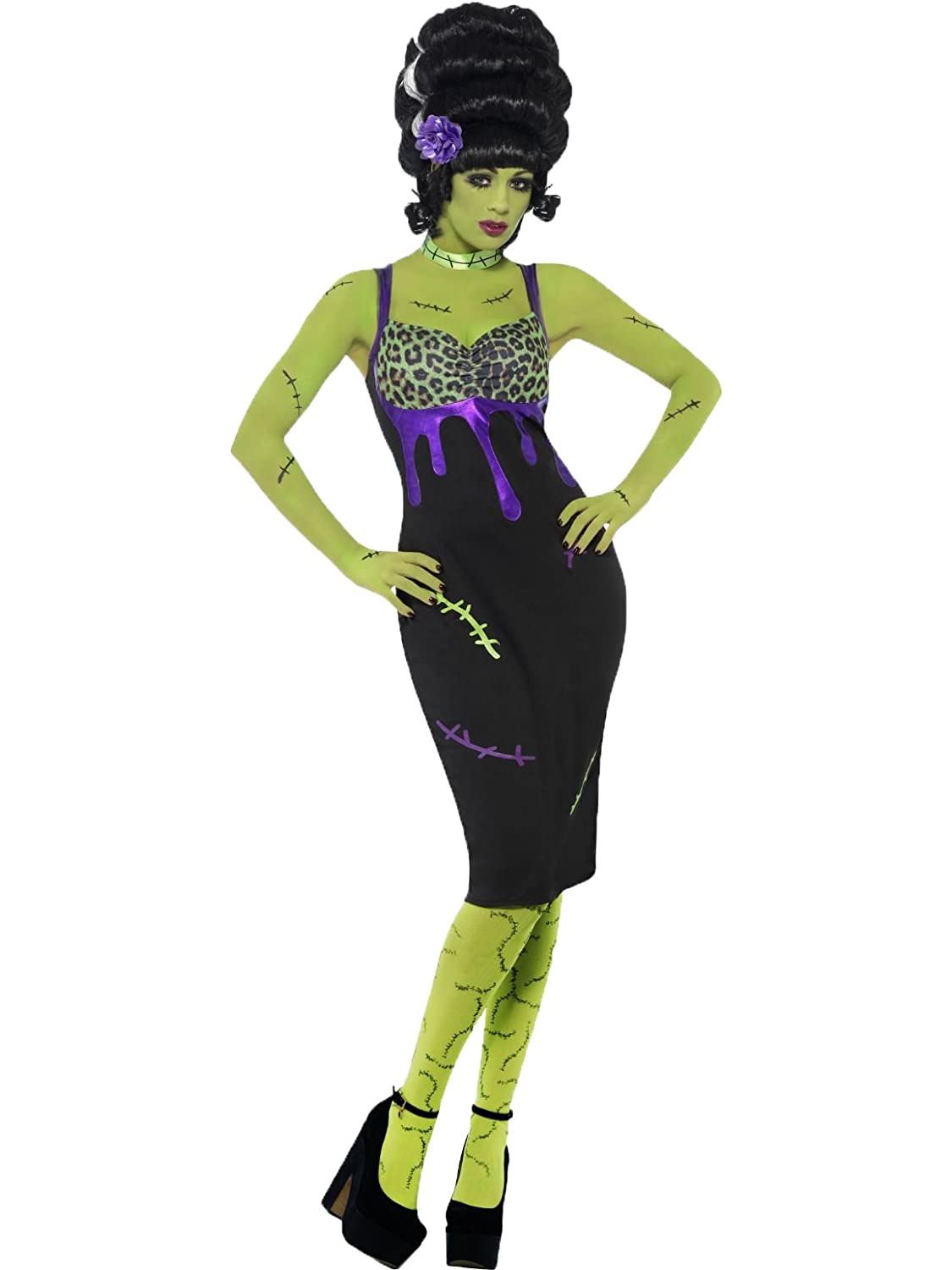 pin-up Girl Costume Dress frankie Size l: Amazon.es: Juguetes y juegos