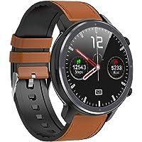 Microwear Bluetooth Smartwatch heren fitness tracker, IP68 waterdicht sporthorloge smart watch voor heren met…