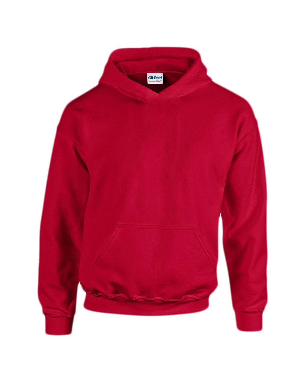 Unisex Style 18500 Adult Pullover Gildan Blank Hoodie Hooded Sweatshirt