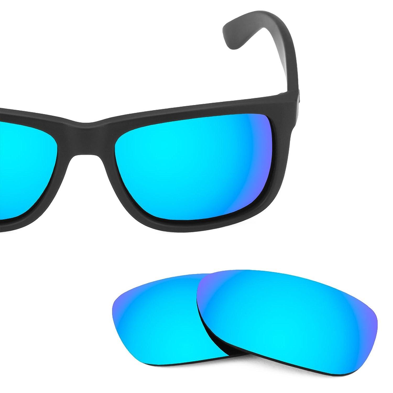 ray ban justin blu specchiato