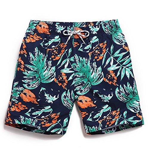 OME&QIUMEI Dry Shorts Shorts Badeshorts Und Lose Shorts