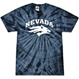 NCAA College Logo Gameday Short Sleeve Tie-Dye T-Shirt