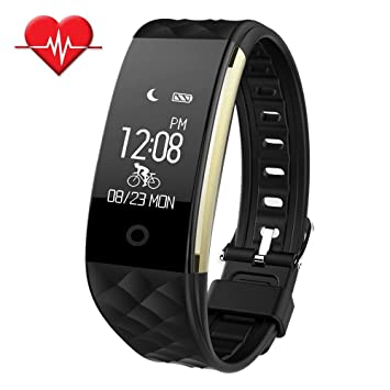 Fitness Tracker, BigFox Smart Watch Heart Rate Monitor Smart ...