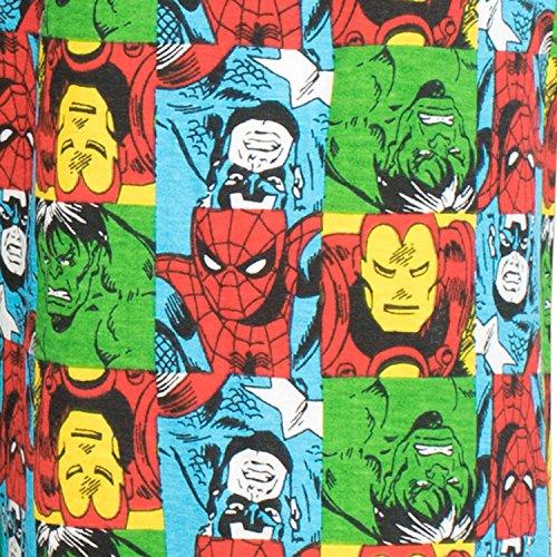 Marvel Comics Herren Marvel Comics Schlafanzüg