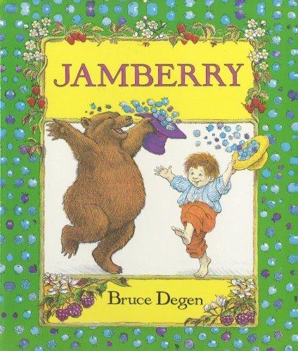 Jamberry by Bruce Degen (1995) Board book
