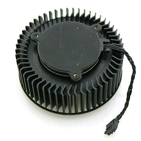 Tarjeta de vídeo ventilador de refrigeración de repuesto para GTX ...