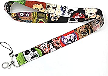 ELF THE CHRISTMAS MOVIE CHARACTER THEMED LANYARD NECK STRAP PIN HOLDER