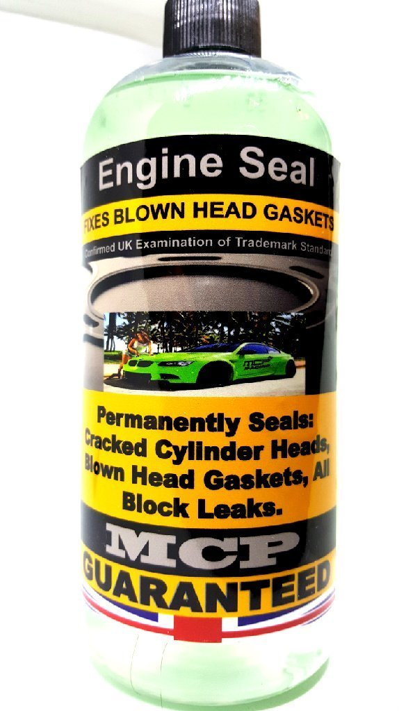 STEEL SEAL HEAD GASKET REPAIRS,MCP,USED 4 CYLINDERS,Engine Sealer,cracked heads, head gasket failures, cracked blocks, radiators, heater cores and water pumps.