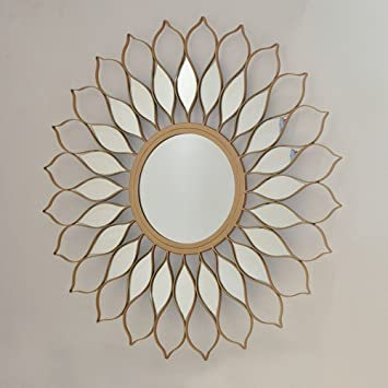 Mirror Zi Ling Shop European American Iron Wand Spiegel Dekoration