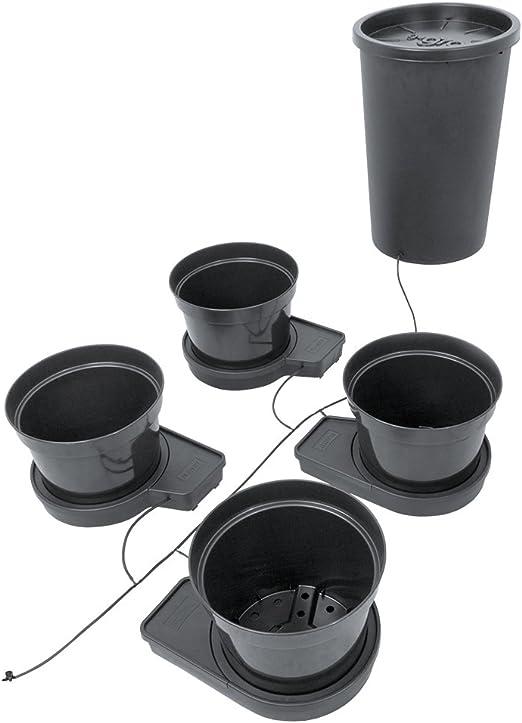Sistema de riego automático de 4 plantas GoGro Essential ...