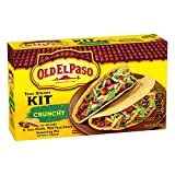hard taco shells - Old El Paso Taco Dinner Kit 8.8 oz Box
