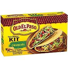Old El Paso Taco Dinner Kit 8.8 oz Box