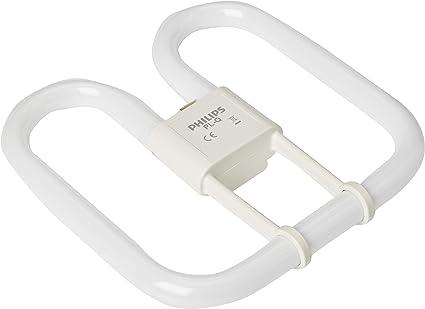Philips PL-Q Compact Fluorescent 2 Pin ampoule Blanc Chaud Lumière GR8 16 W