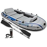 Intex Excursion 5set bot Angelboot kürek pompa 5kişi 68325NP