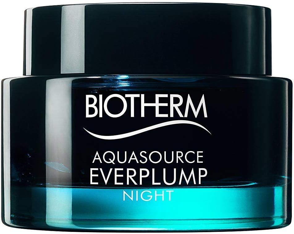 Biotherm Aquasource Everplump Night Tratamiento Facial - 75 ml: Amazon.es: Belleza