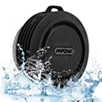 Mpow Buckler Bluetooth Wireless Water...