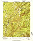 YellowMaps Colfax CA topo map, 1:62500 Scale, 15 X 15 Minute, Historical, 1950, Updated 1953, 20.7 x 16.6 in