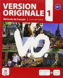 Version Originale: Livre De L'Eleve + CD + DVD 1 (A1)