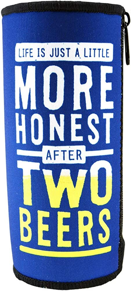 24 oz Tall Boy Neoprene Can Cozy with Funny Designs Novelty Inc
