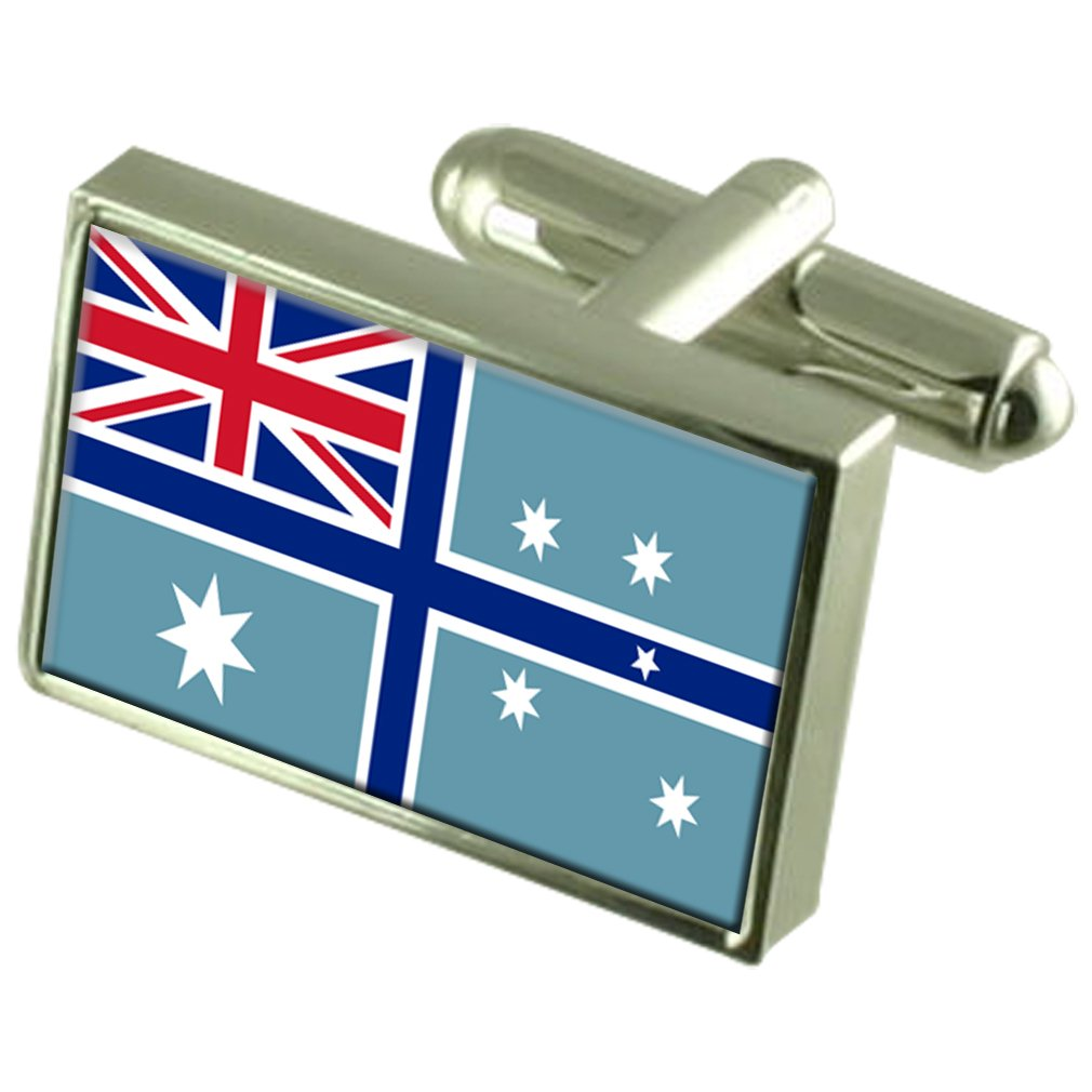 Civil Ensign Civil Australian Flag Cufflinks