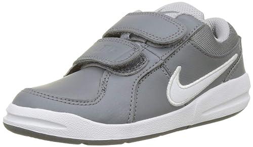 Nike Pico 4 (PSV), Zapatillas de Gimnasia para Niños, Gris
