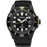 Seiko SNE441 Prospex Men's Watch Black 43.5mm Stainless Steel