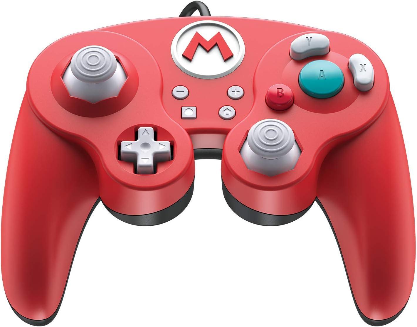 Control Para Nintendo Switch Estilo Gamecube, Mario (xmp)