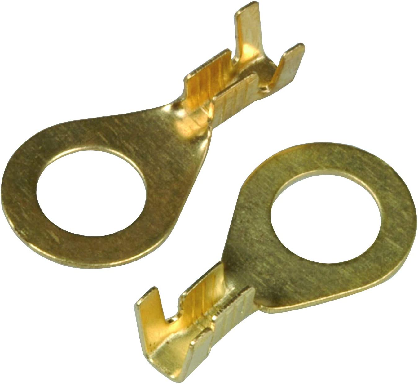 Kabelschuh Ring M8 Cartrend 10477 20 St/ück blank